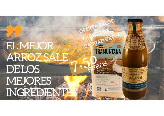 Kit para el mejor arroz del vecindario!: Productos de La Botiga de Fortià