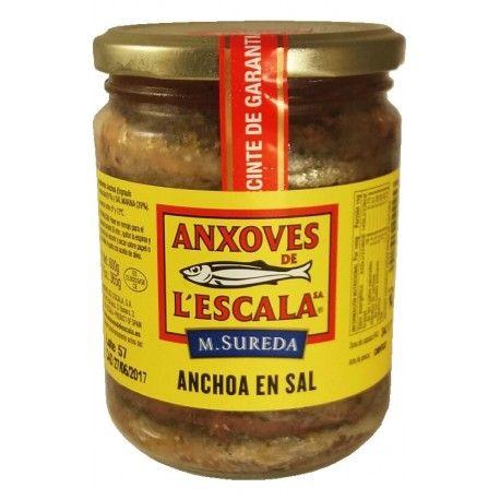 Atún y anchoas: Productos de La Botiga de Fortià