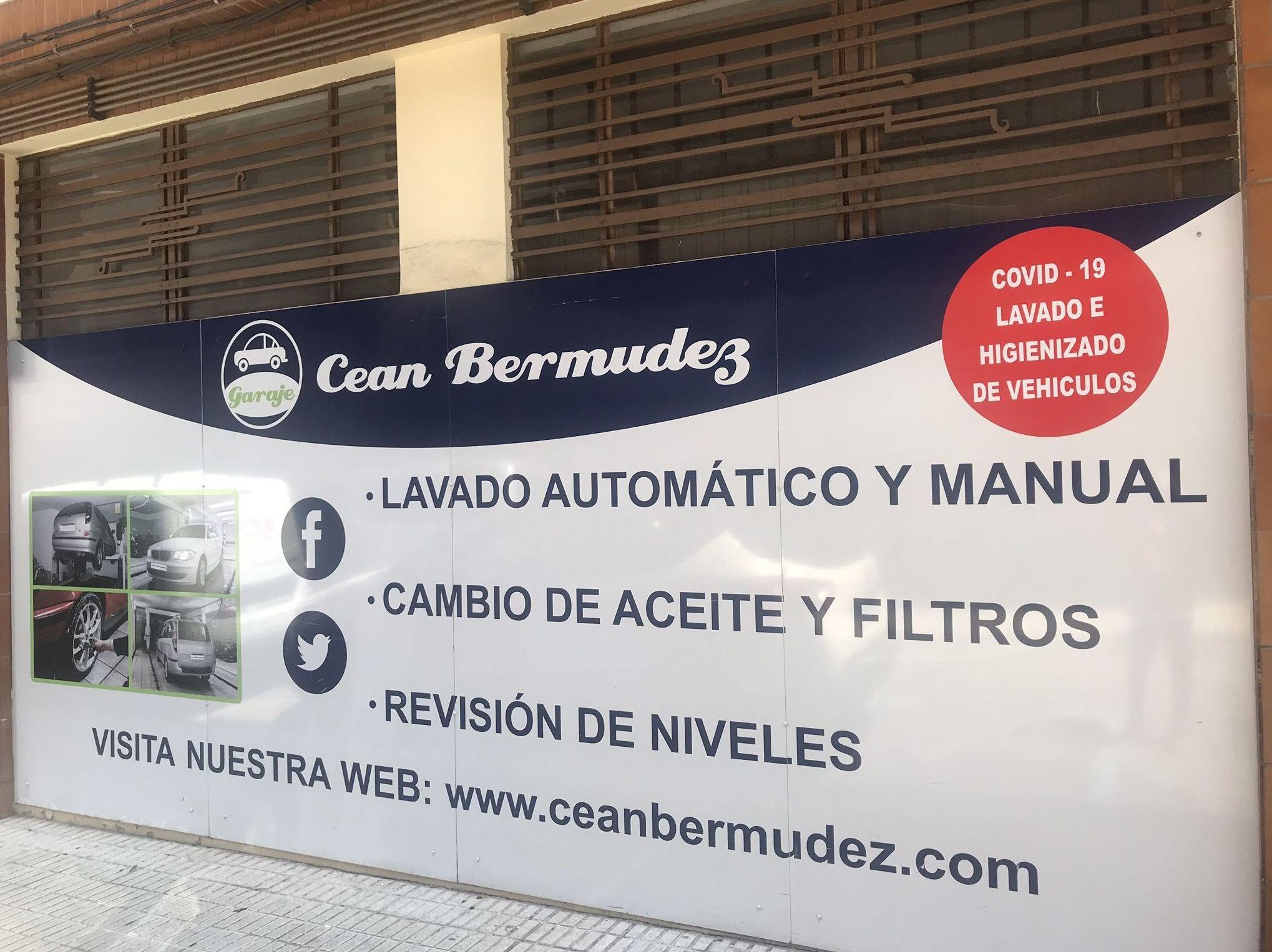 Foto 2 de Lavado y engrase en Gijón   Garaje Ceán Bermúdez