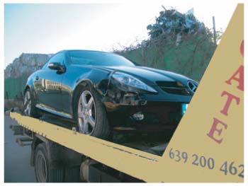 Foto 20 de Grúas para vehículos en Arganda del Rey | Grúas M. Sánchez Ramos