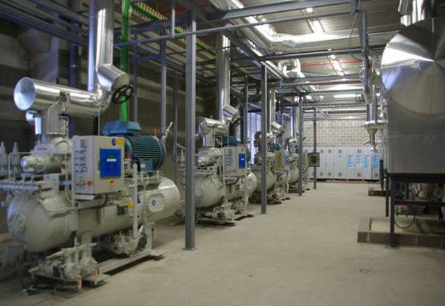 Climatización para sectores industriales en todo Galicia