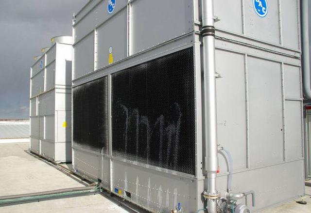 Unidades condensadoras de gran capacidad