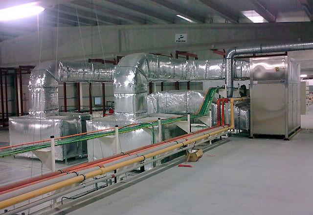 Empresa de frío industrial en Lugo