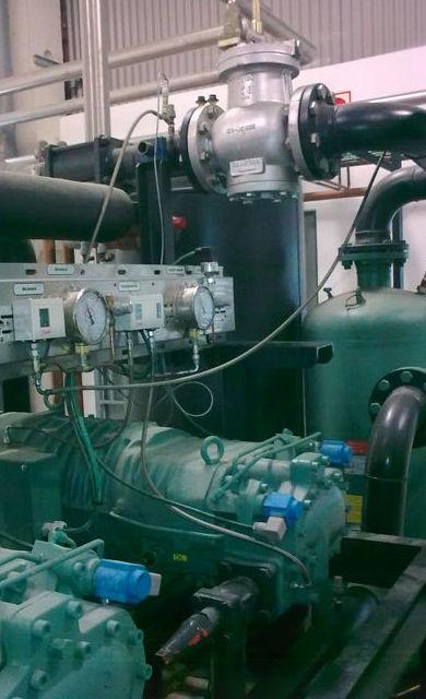 Climatización industrial en Lugo