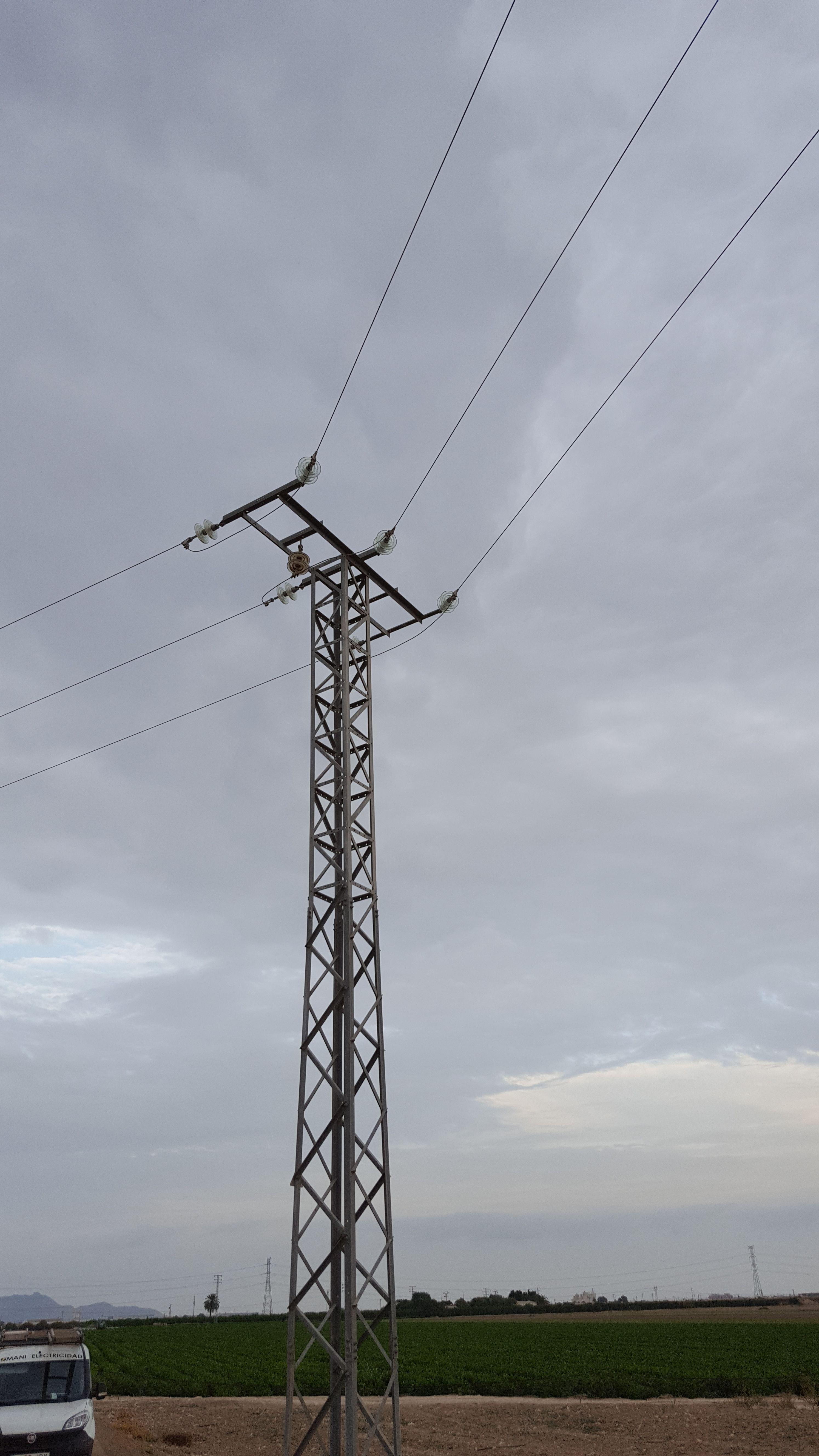 Instalaciones de alta y baja tensión en Cartagena