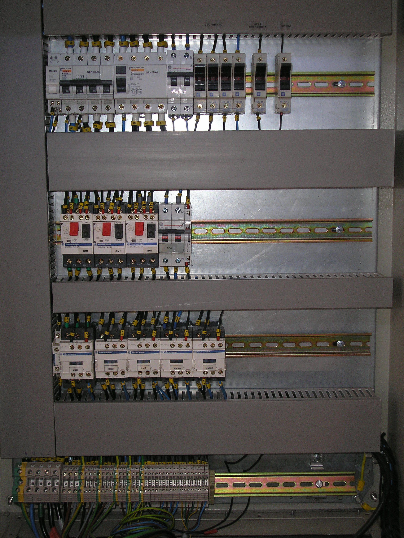Cuadros eléctricos en Cartagena