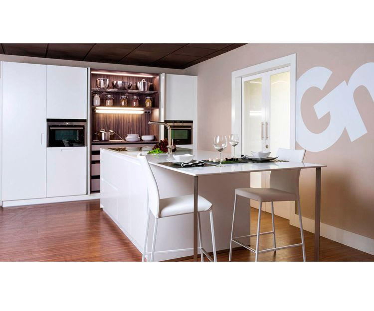 Diseño y elegancia en muebles de cocina