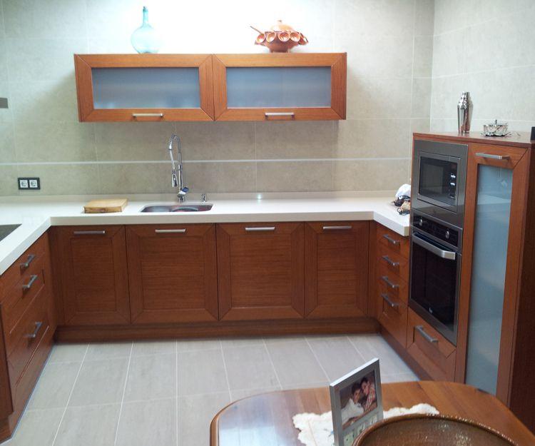 Muebles de cocina de diseño a medida