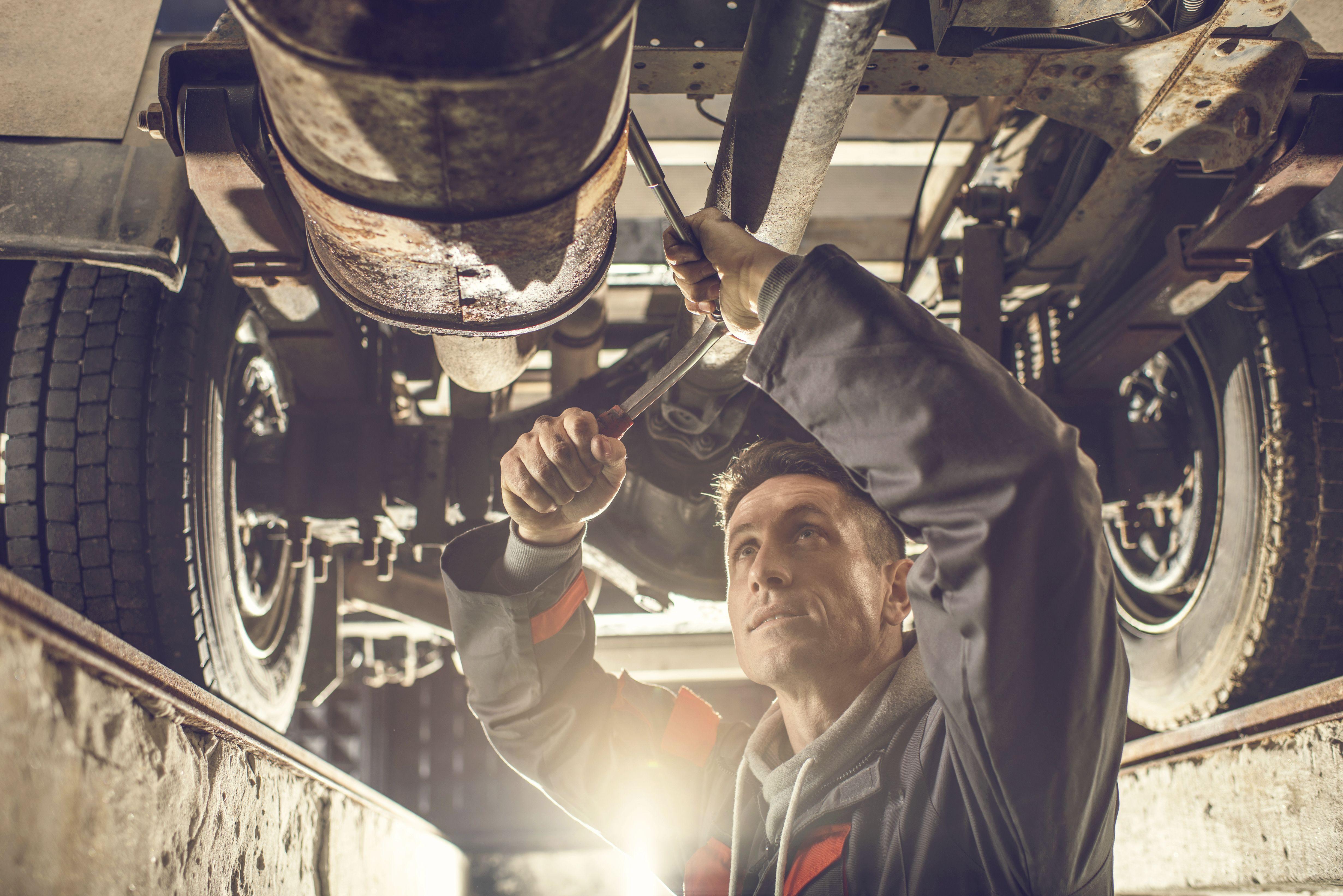 Reparación y mantenimiento de vehículos en Bilbao