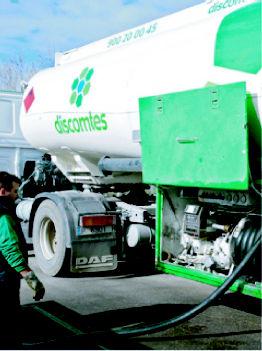 Foto 1 de Gasóleo en Valladolid   Discomtes Energía