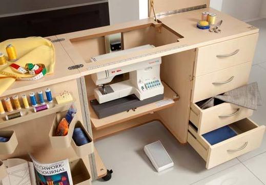 Muebles: Productos de Máquinas de Coser Jesús De Vargas