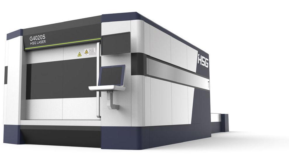 máquina láser de corte por fibra de alta potencia G4020S