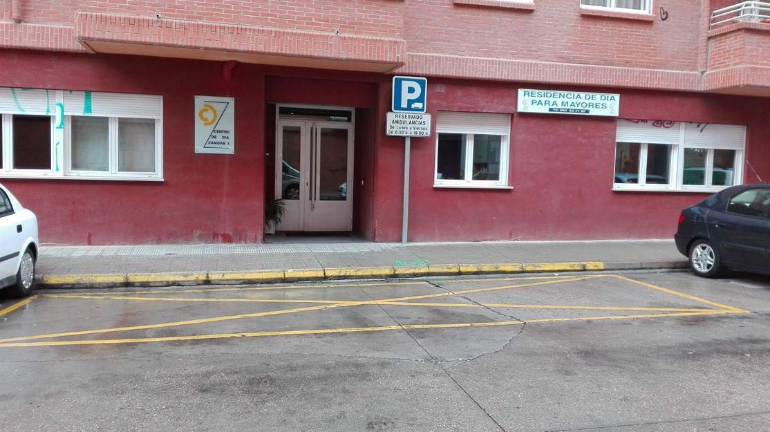 Centro de día para mayores en Zamora