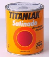 Titanlak Esmalte Sintetico de poliuretano: Nuestros productos de Moquetes Terrassa