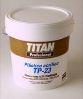 Pintura plástica Titan TP23 en Barcelona