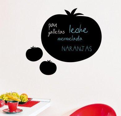 Wall sticker vinilo decorativo Ketchup en Barcelona