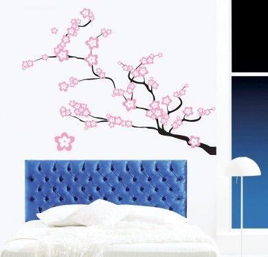 Wall sticker vinilo decorativo Spring Blossom en Barcelona