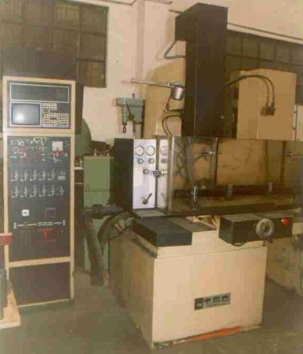 Electroerosión: Servicios de Makilezzo