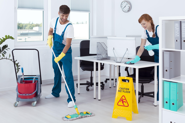 Limpieza de oficinas en Santa Cruz de Tenerife