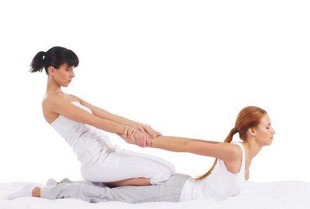 Taller de iniciación al masaje tradicional tailandés: Servicios de Shambhala Salud y Bienestar
