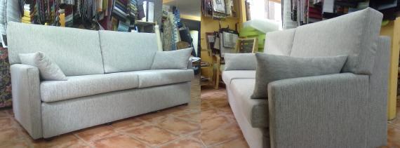 Sofa de tela