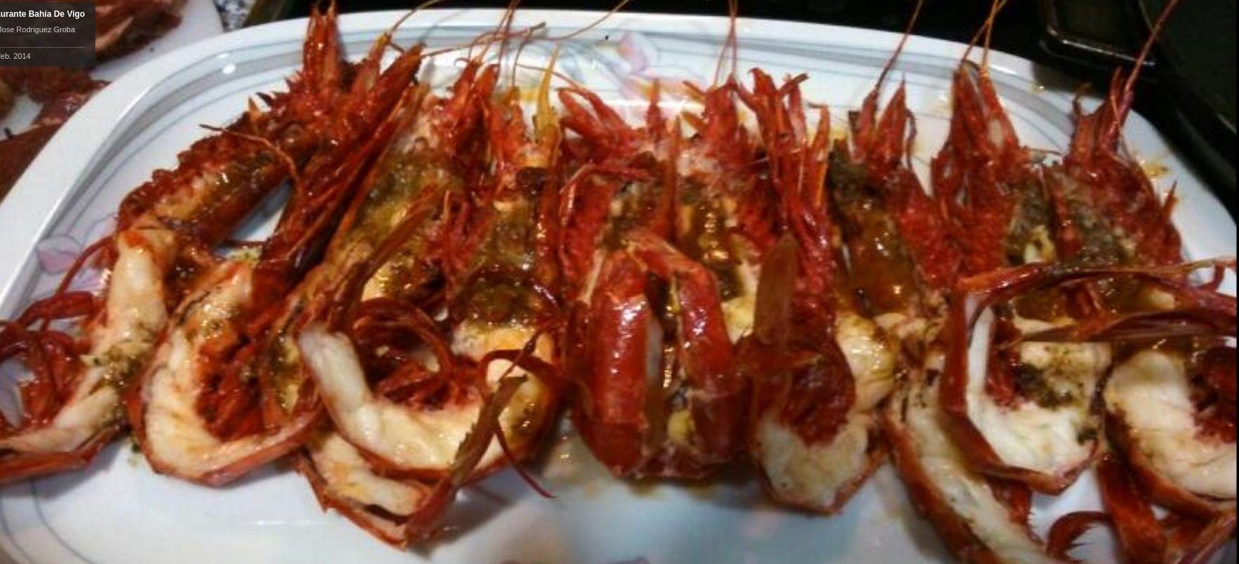 Amazing Restaurante Bahía De Vigo