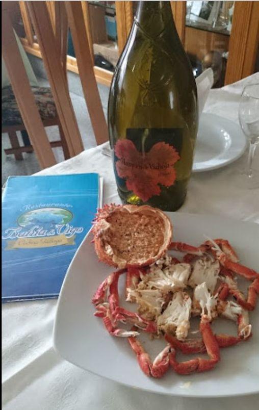 Foto 10 de Cocina gallega en Madrid | Restaurante Bahía De Vigo