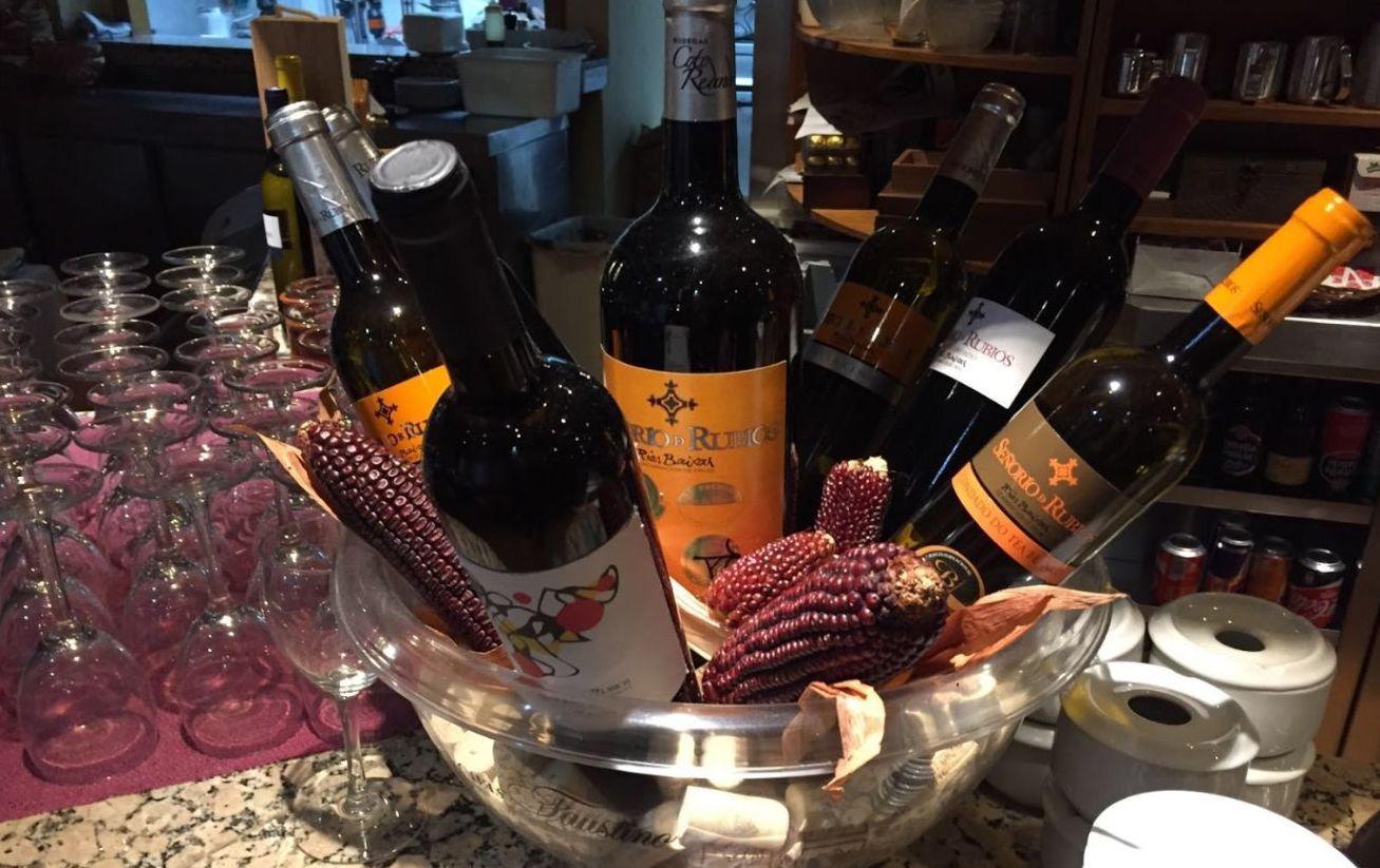 Foto 15 de Cocina gallega en Madrid | Restaurante Bahía De Vigo