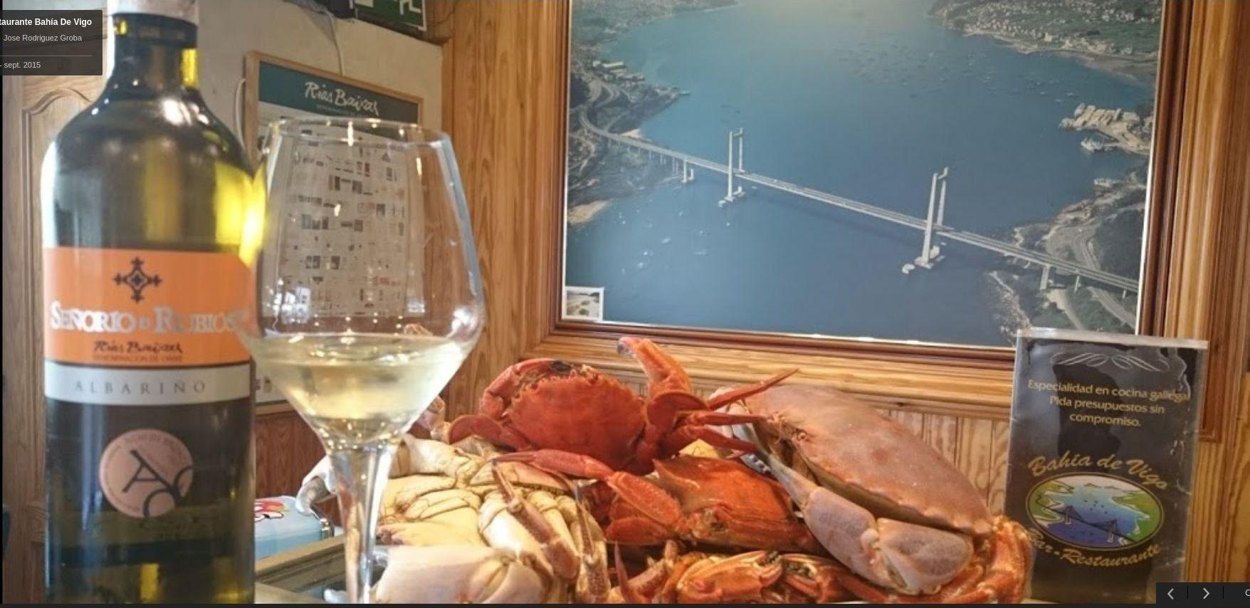 Foto 19 de Cocina gallega en Madrid | Restaurante Bahía De Vigo