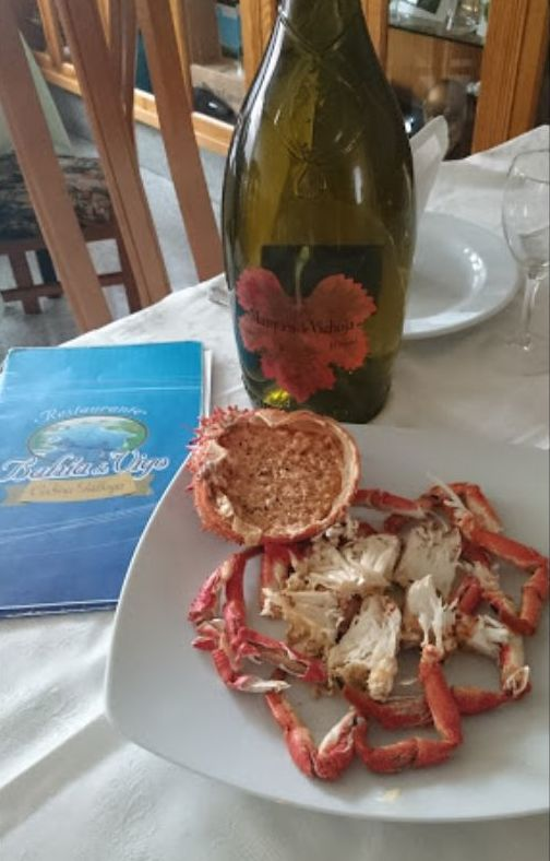 marisco - restaurante gallego en Madrid