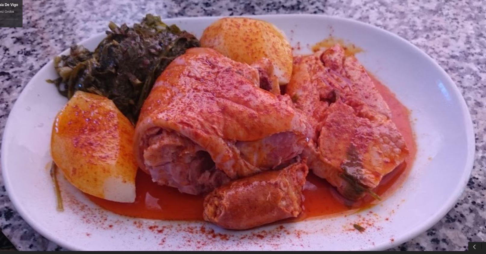 Foto 4 de Cocina gallega en Madrid | Restaurante Bahía De Vigo