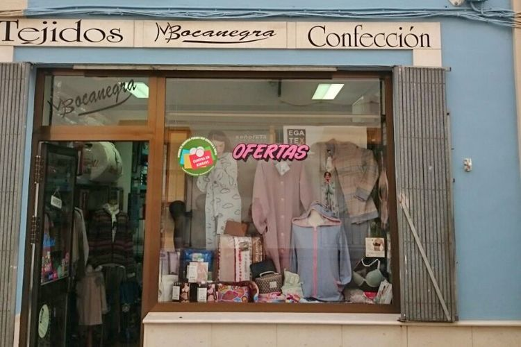 Tienda de ropa de señora en Huelva