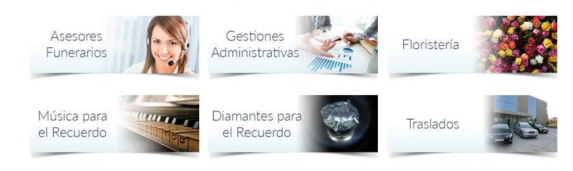 Servicios: Servicios de Funeraria La Montañesa, S.L.
