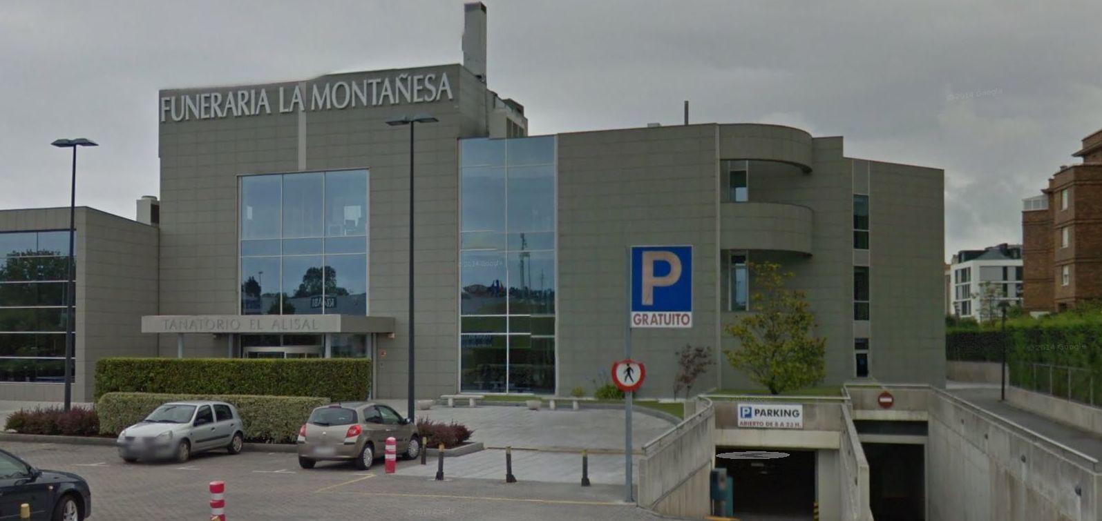 Tanatorio El Alisal: Servicios de Funeraria La Montañesa, S.L.