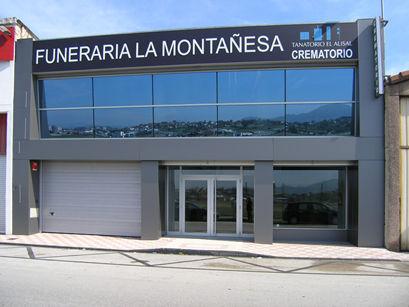 Crematorio: Servicios de Funeraria La Montañesa, S.L.