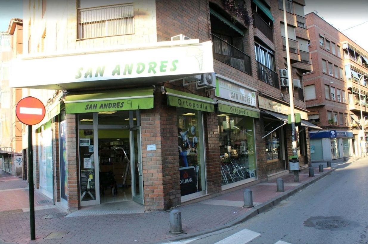 Foto 3 de Ortopedia en murcia | Ortopedia San Andrés