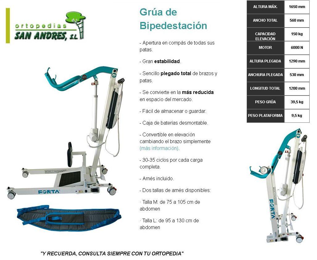 Foto 6 de Ortopedia en murcia | Ortopedia San Andrés