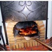 El horno: Nuestras especialidades de Restaurante Las Palomas
