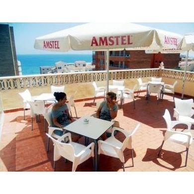 Terraza: Nuestras especialidades de Restaurante Las Palomas