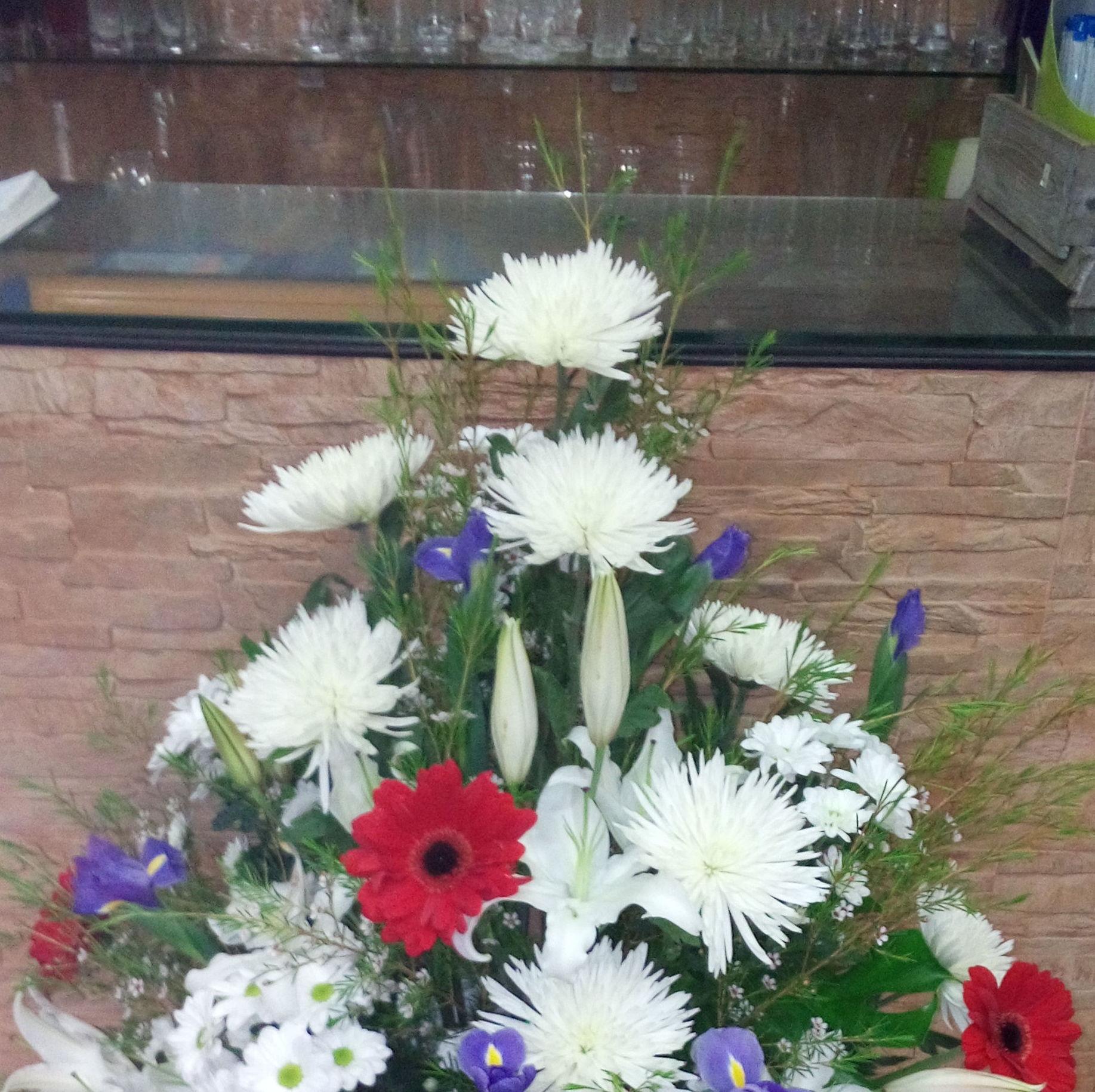 Coronas para difuntos: Productos de Floristería La Salud
