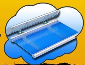 Rótulo tipo Plafón sistema T: Catálogo de Ideño Diseño e Impresión