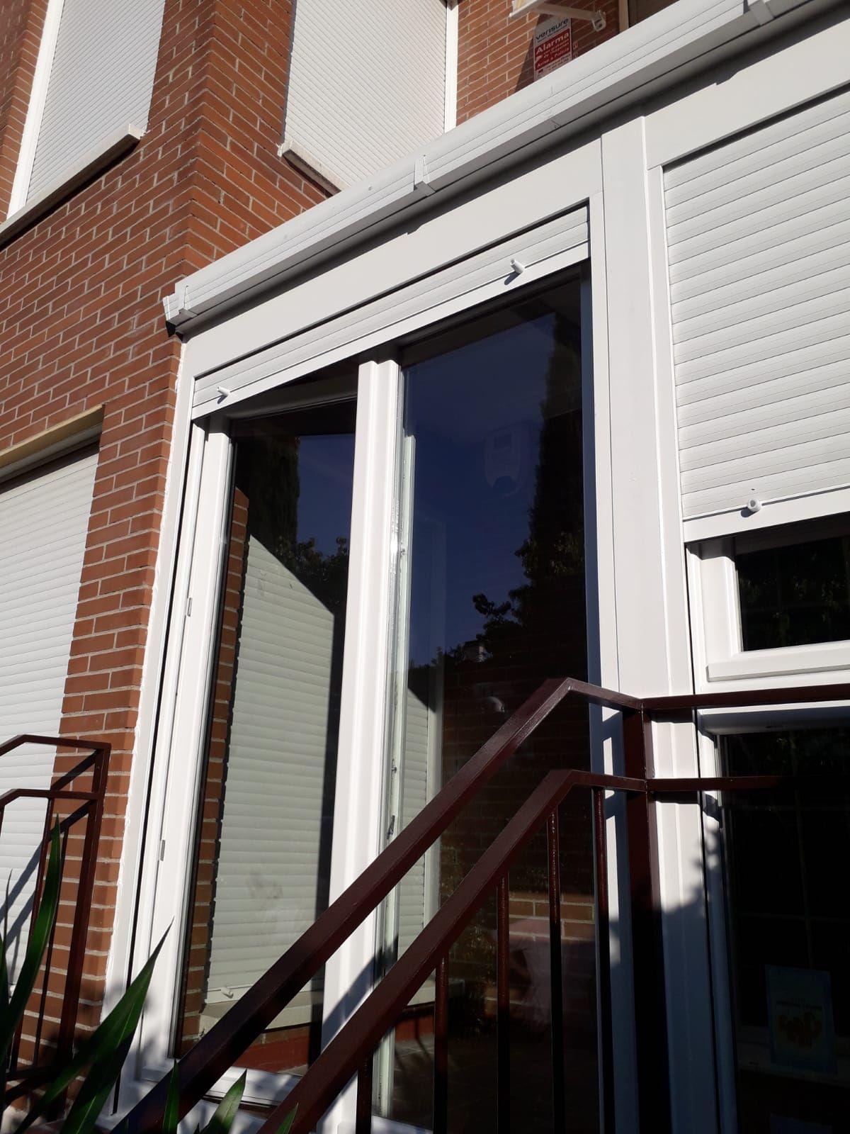 Puertas y ventanas de aluminio pvc en Madrid