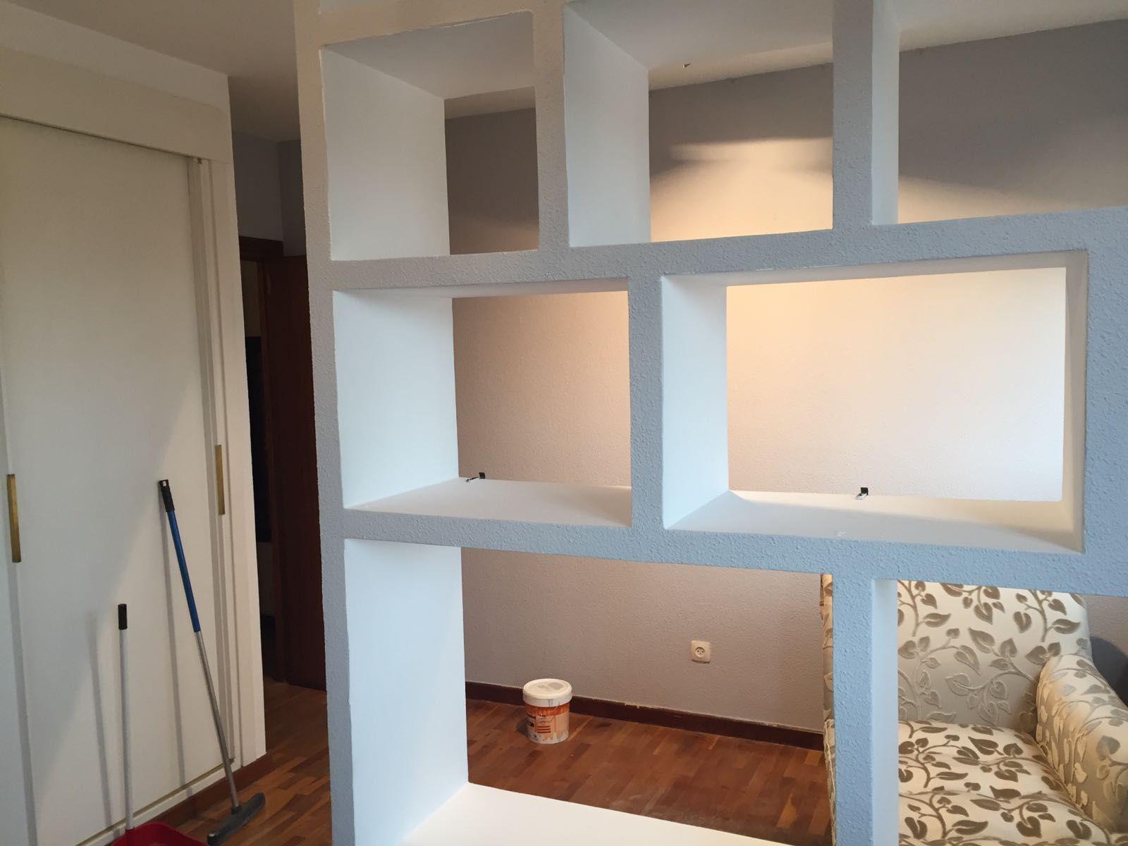 Carpintería interior de aluminio