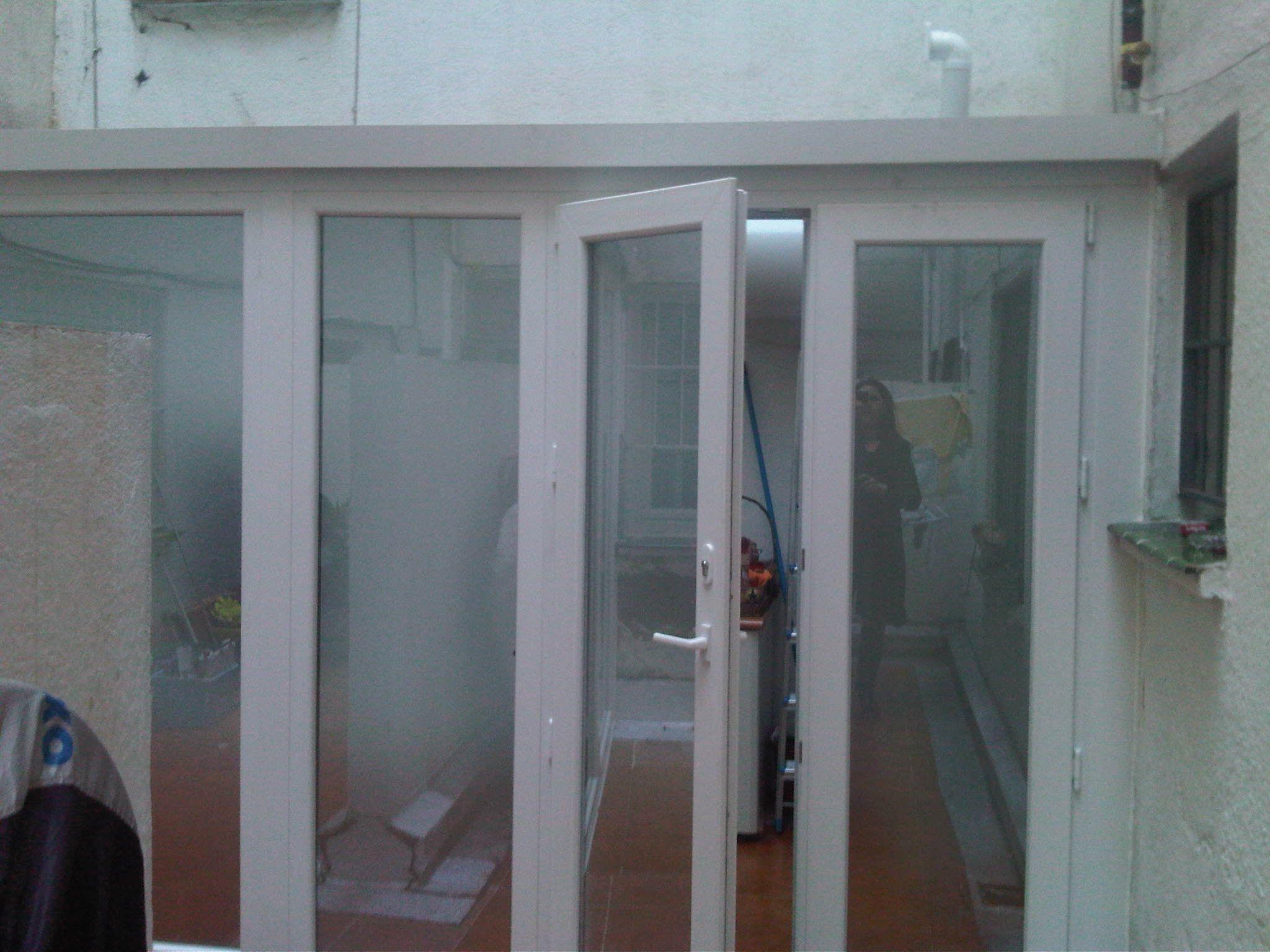 Ventanas, puertas, cerramientos...en aluminio o pvc en Madrid