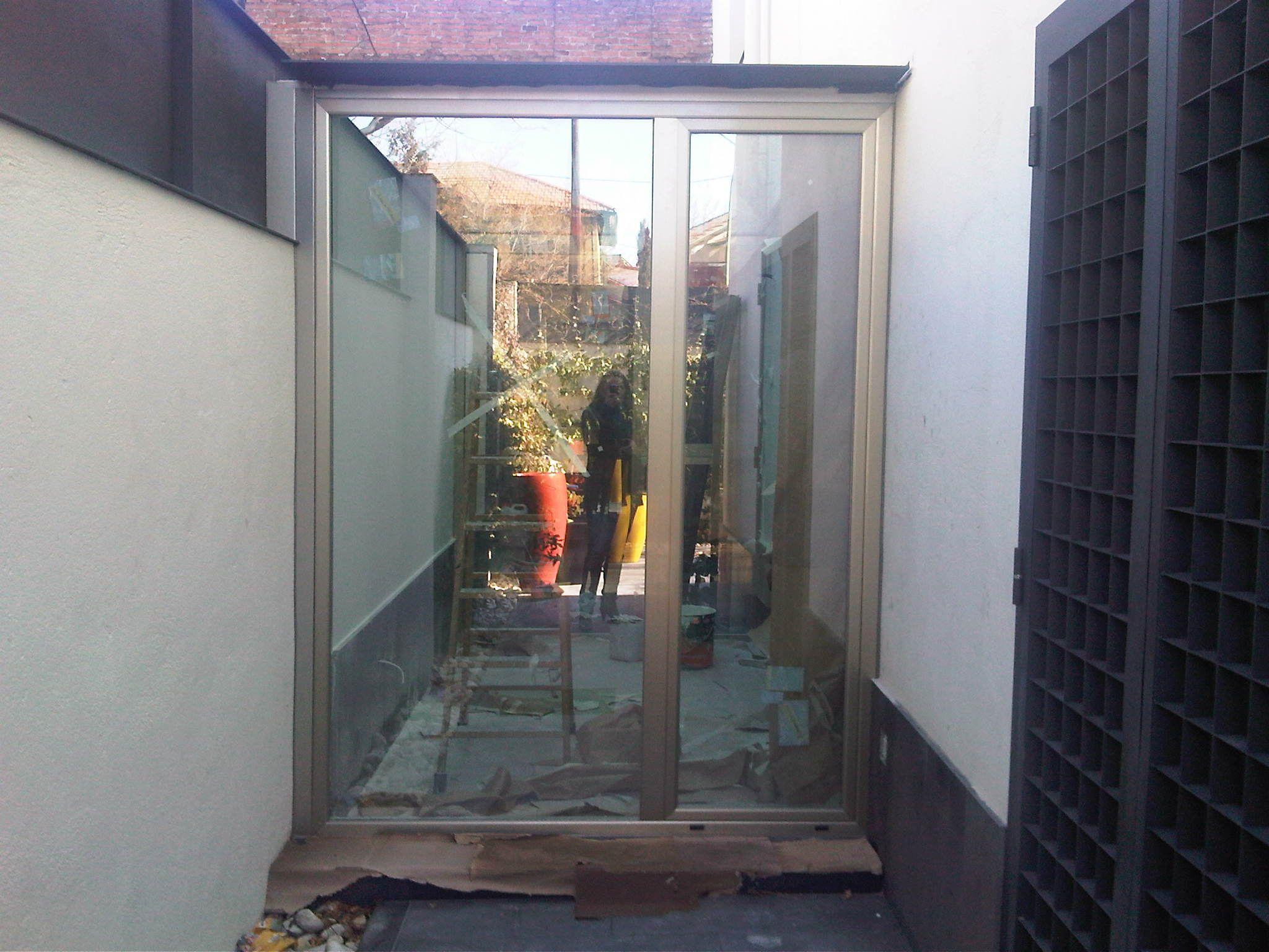 Cerramientos con aluminio en Madrid