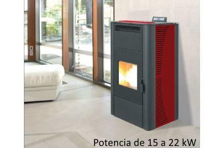 Venta de termoestufas es Burgos