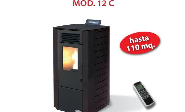 Venta de estufas de biomasa en Burgos