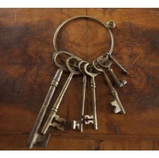Llaves antiguas. Llaves de forja: Productos y Servicios de Cerrajeros Ezmar Jesús Villalba