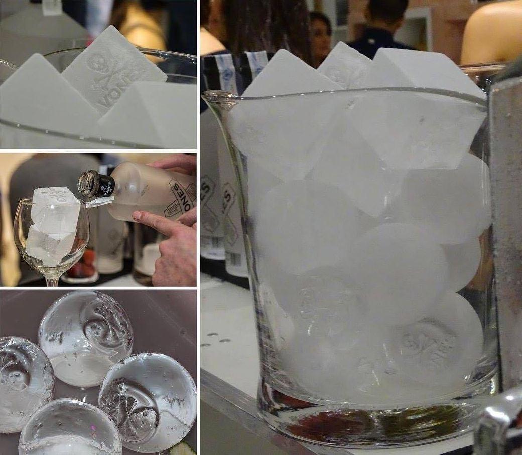 Distribución de hielo en Chiclana