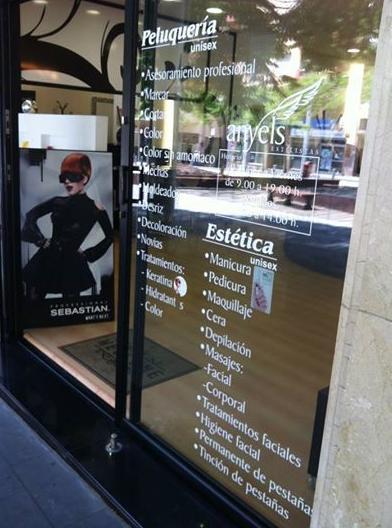Peluquería: Catálogo de Anyels Estilistas